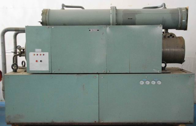 出售日立二手中央空调——螺杆机80hp
