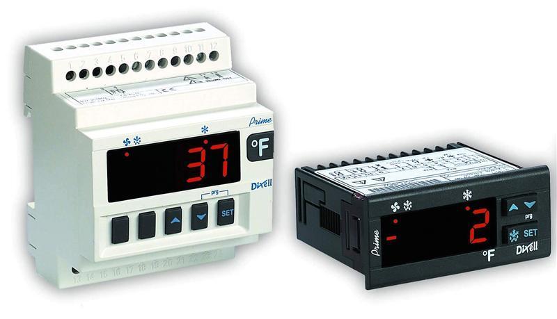 帝思小精灵冷冻冷藏电子温控器