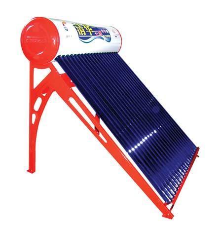 清华王牌太阳能热水器-供热采暖设备-空调制冷大市场