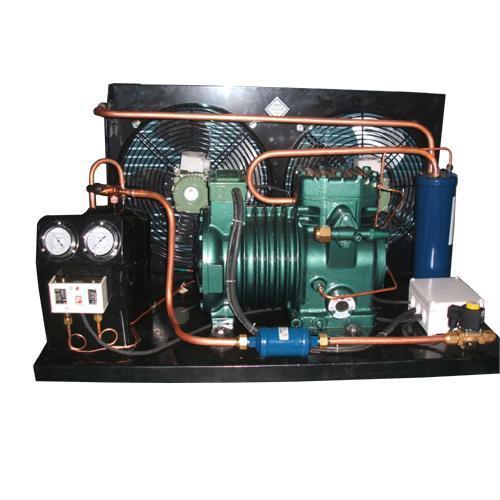 5HP三洋风冷冷库机组