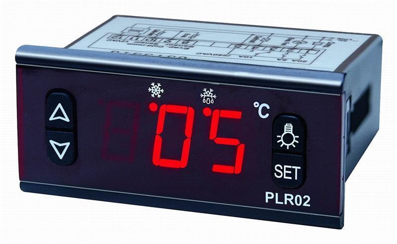冷柜温控器 plr02