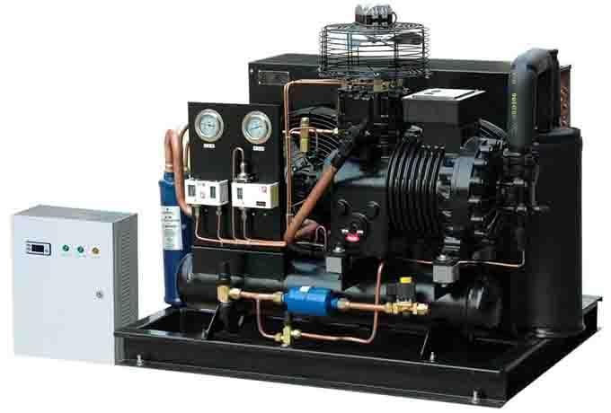 压缩机机组图片_高清大图-空调制冷大市场