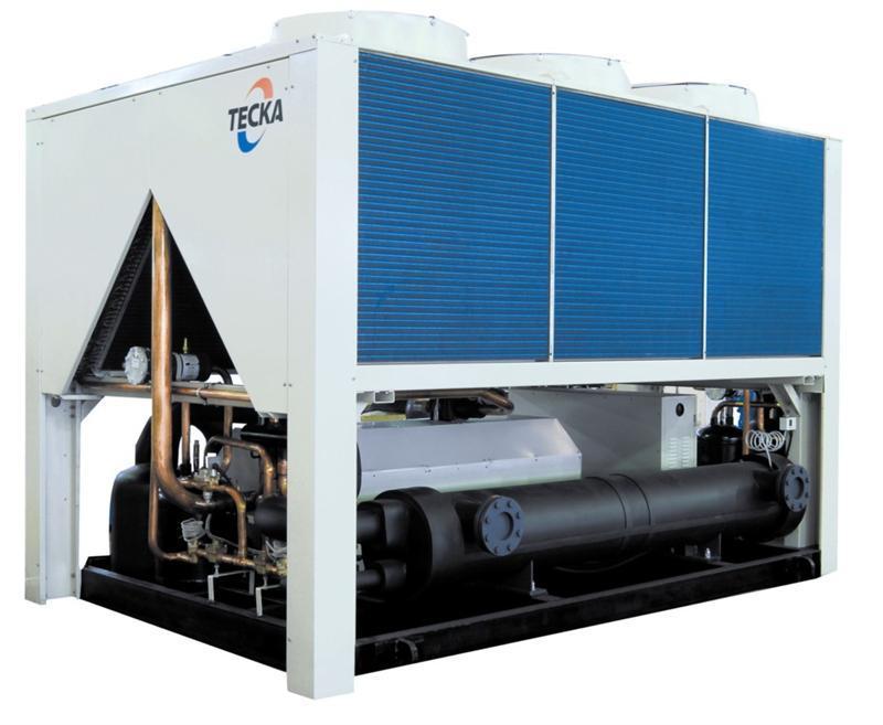 风冷螺杆式热泵机组_风冷螺杆式冷水热泵机组-商用热水机-制冷大市场