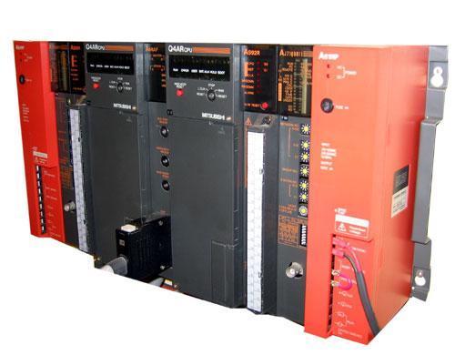 甘肃三菱Q可编程控制器PLC图片 高清大图
