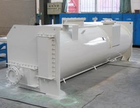壳管式冷凝器和蒸发器图片 高清大图