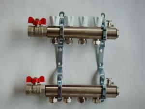 """分水器/ZL/1157A分水器,:2路/12路.1""""的主管,25边距,简化,价格优惠,质量..."""