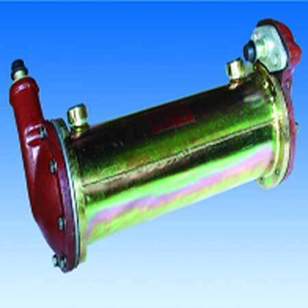 水冷式油冷却器图片