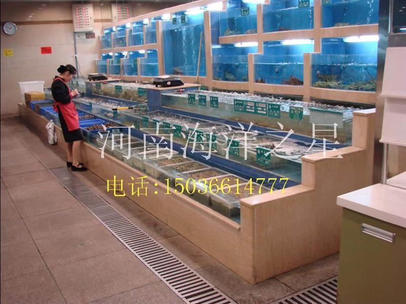 酒店海鲜池图片