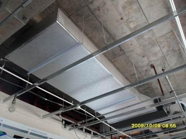 空调风管制作_复合风管制作安装-风管-制冷大市场
