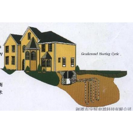 土壤源热泵空调系统