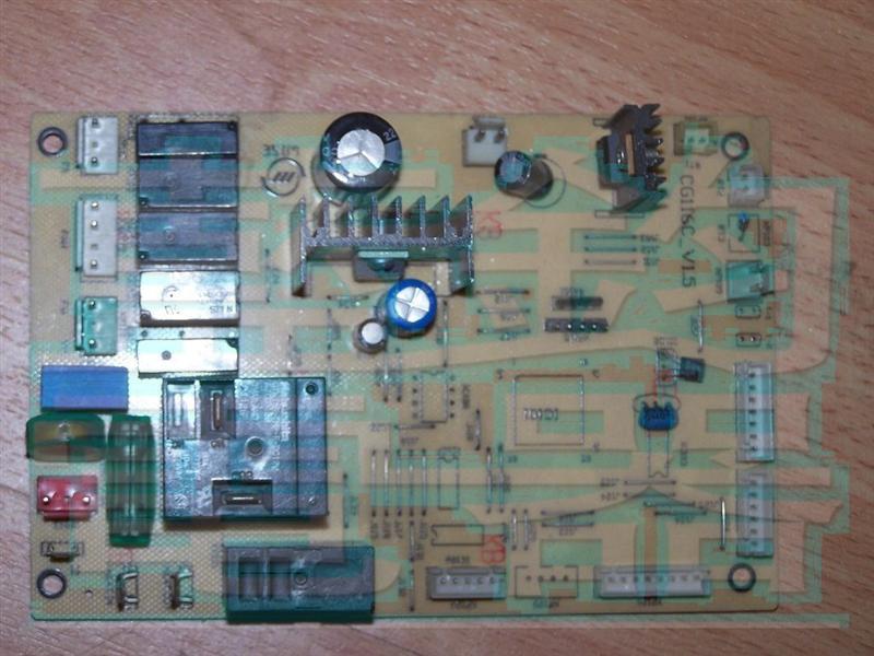 空调制冷大市场 公司库 制冷空调配件 电路板