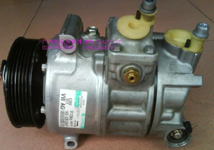 奥迪q7 汽车空调压缩机