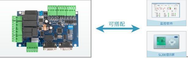 深蓝电子基站空调控制器_电路板_深圳市深蓝电子有限
