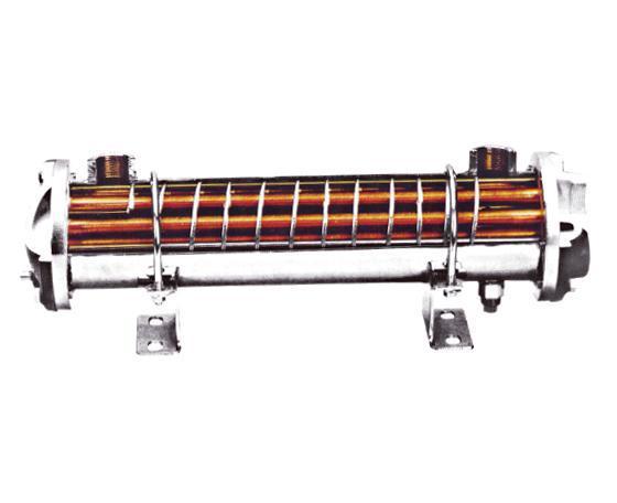 水冷油式冷却器图片