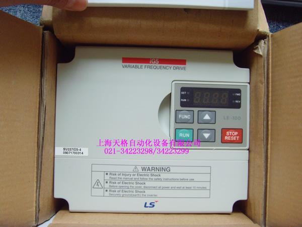 上海ls变频器过电流报警维修