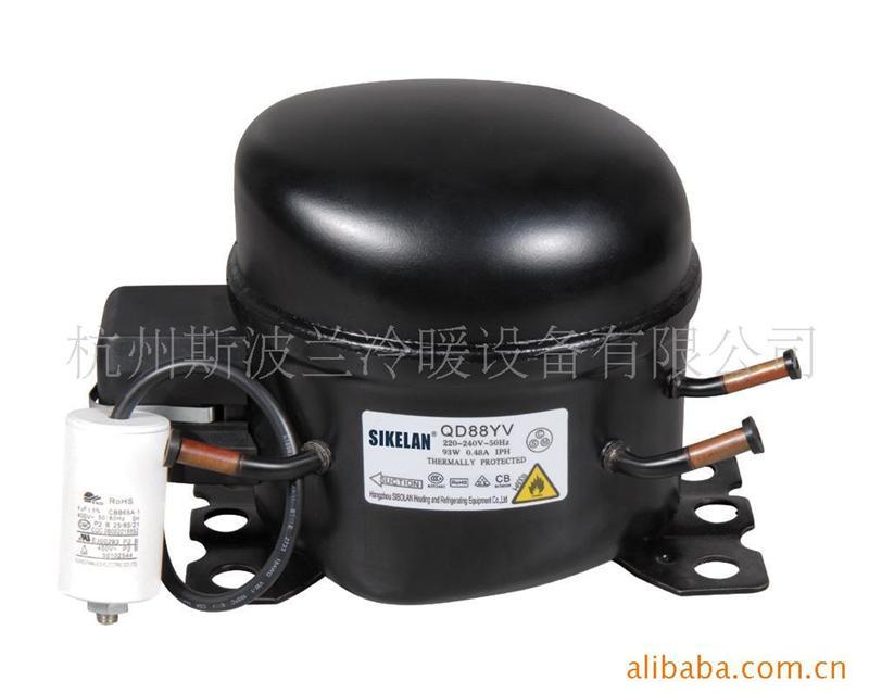冰箱压缩机图片_高清大图-空调制冷大市场