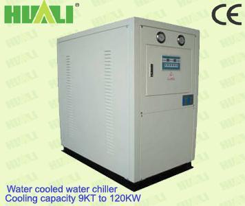 冷水机,华利水冷箱式冷水机