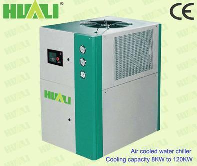 华利风冷箱式工业冷水机