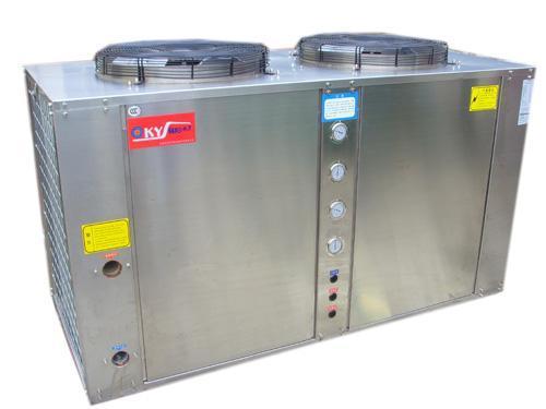 科阳商用热泵工程热水系统