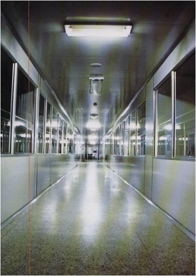 LED封装净化车间净化工程