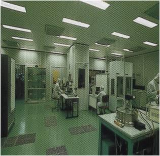 光学电子净化车间工程