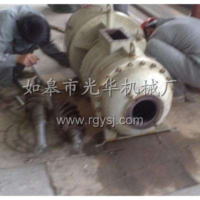 烟台冰轮螺杆制冷压缩机维修1-9