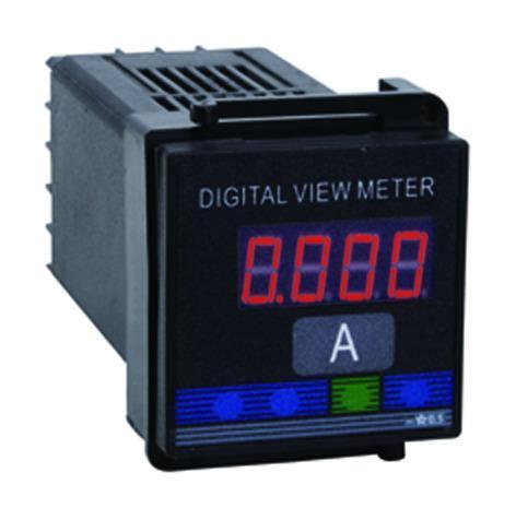 数显电流表/数显电压表