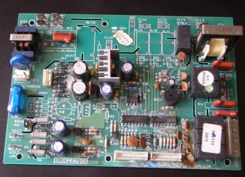 格力空调电脑板/传感器_电路板_深圳市华南冷气机电商