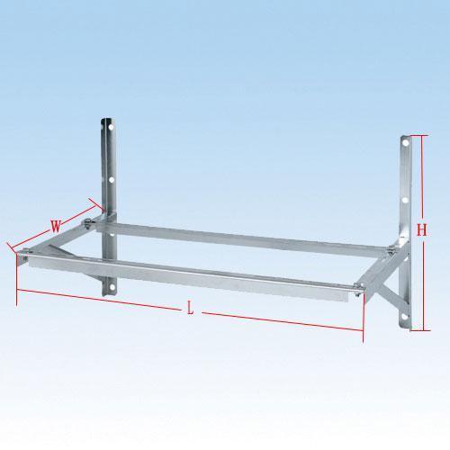 1-1.5匹不锈钢焊接托架(普通款)