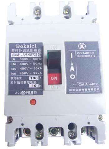 BKM1塑料外壳式断路器