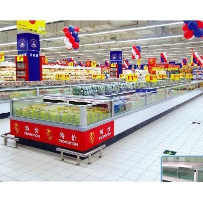海尔开利展示柜-展示柜-空调制冷大市场
