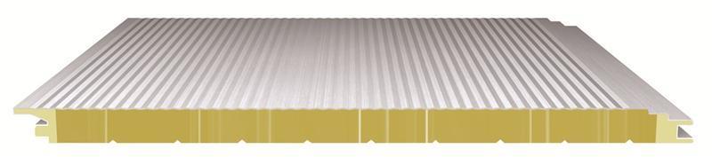 聚氨酯侧封玻璃丝棉夹芯板-保温材料-空调制冷大市场