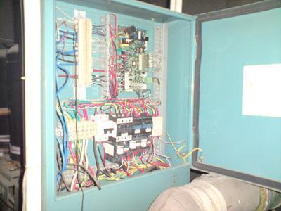 约克ycwe水冷模块机电路检修