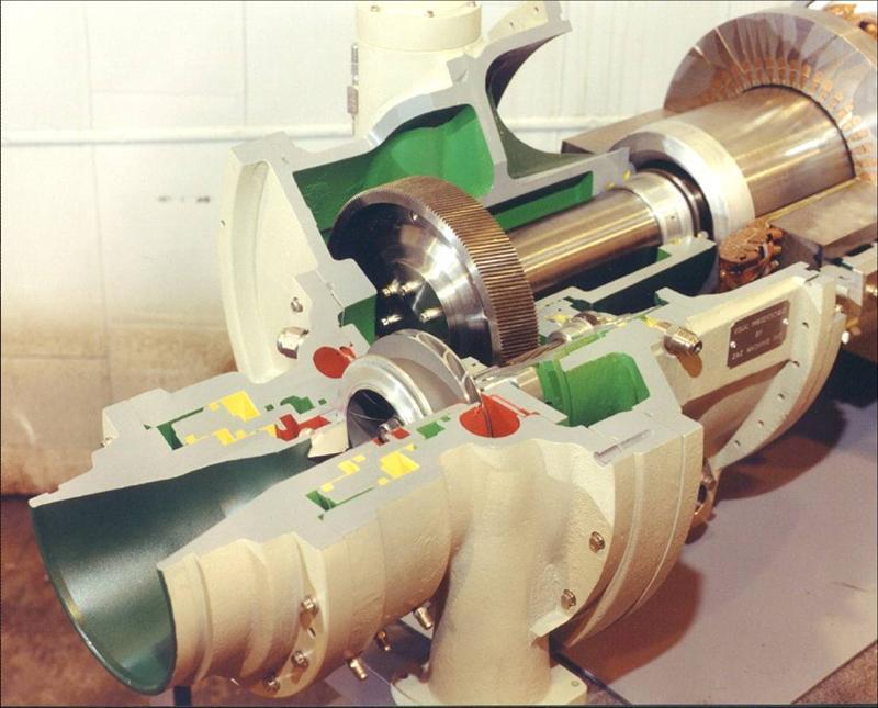 麦克维尔离心机压缩机图片