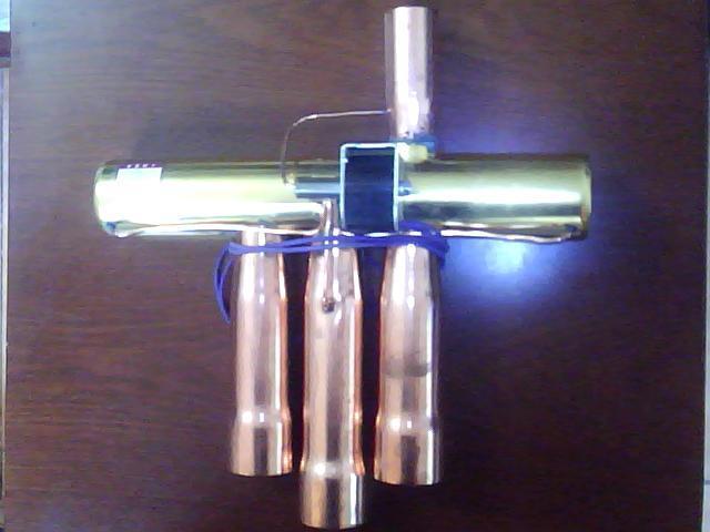 20匹空调四通阀dsf-48图片