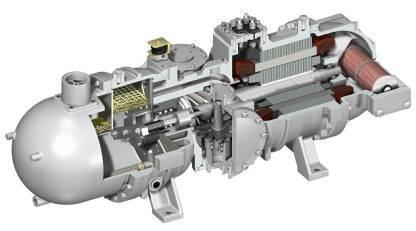 三菱单螺杆压缩机-制冷压缩机-空调制冷大市场