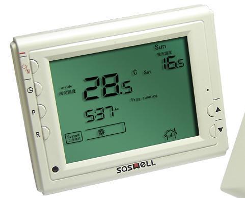 无线壁挂炉温控器-温控器-空调制冷大市场