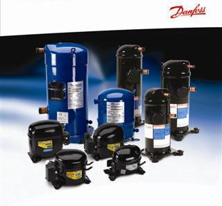 制冷机组压缩机图片_高清大图-空调制冷大市场