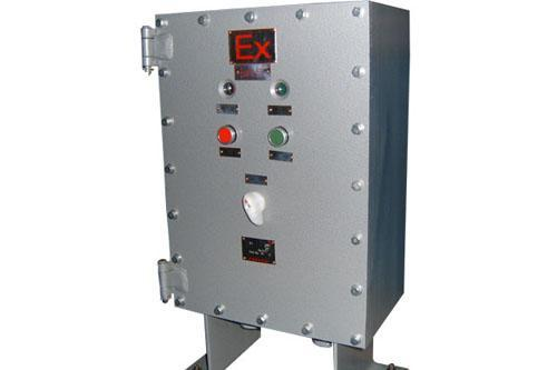 防爆电气控制箱图片_高清大图-空调制冷大市场