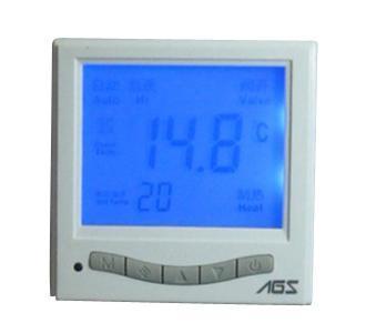 YK810液晶温控器