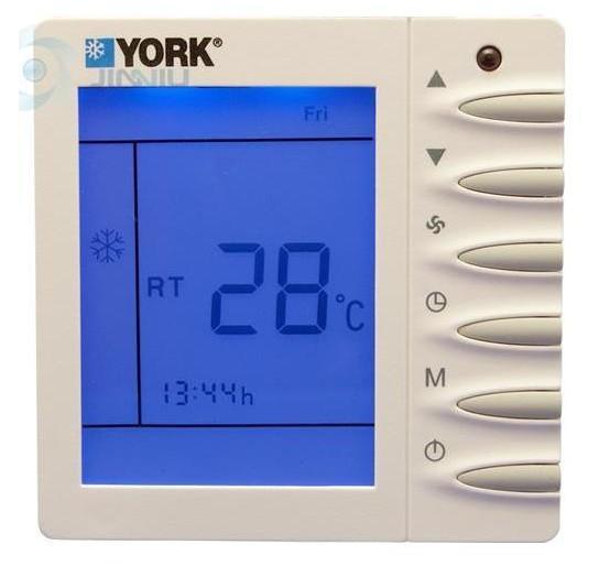 约克温控器【北京温控器】温控器-中央空调温控器-大