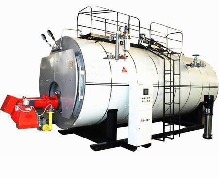 石家庄4吨燃气蒸汽锅炉