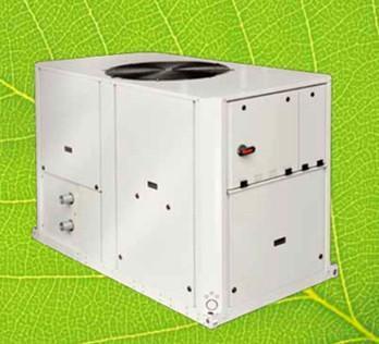 开利小型涡旋式风冷冷水机组