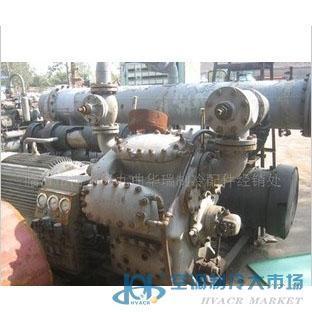 烟台冰轮6缸125制冷压缩机