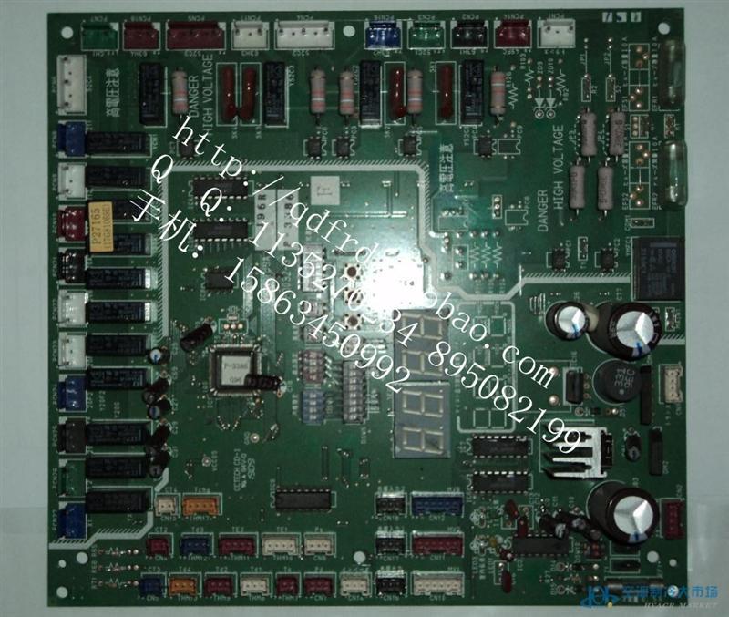 海信日立ras-450fsnq模块电脑板