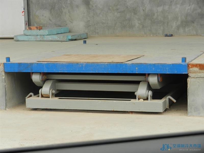 衡水天龙制冷大型螺杆机冷库