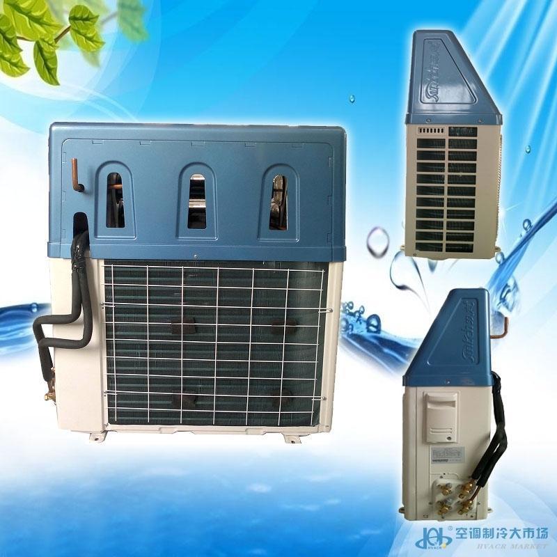 光能三联供--地暖热水空调一体机