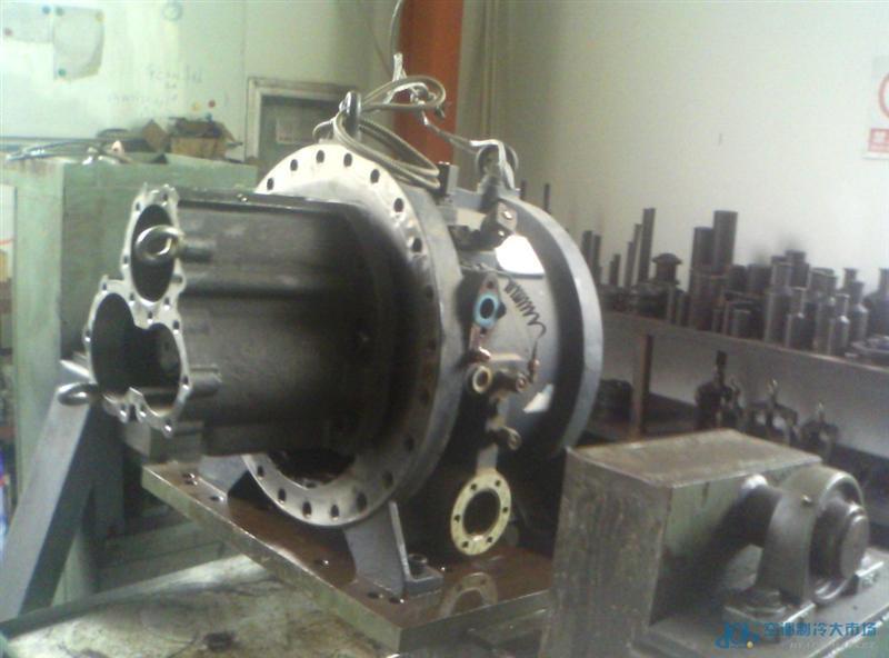维修中央空调螺杆机组