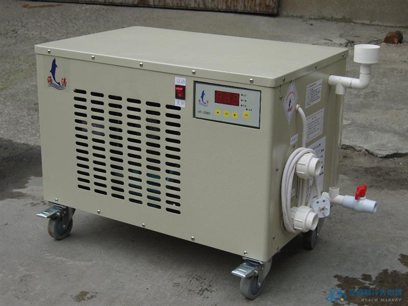 1匹工业冷水机