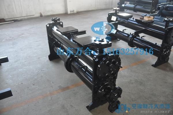 江苏南京列管式冷凝器原理图片 高清大图